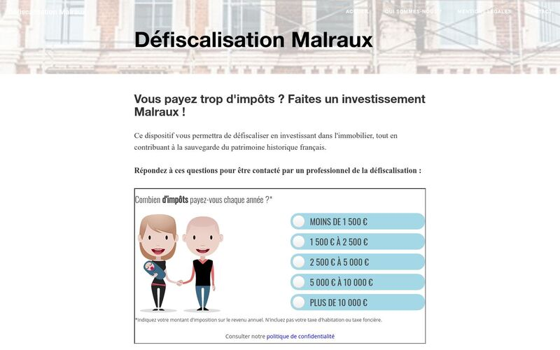 Défiscalisation Malraux : Favoriser la rénovation des bâtiments anciens